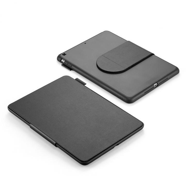 Anker Zolo マグネット手帳型ケース オートスリープ対応 ブラック  iPad Air