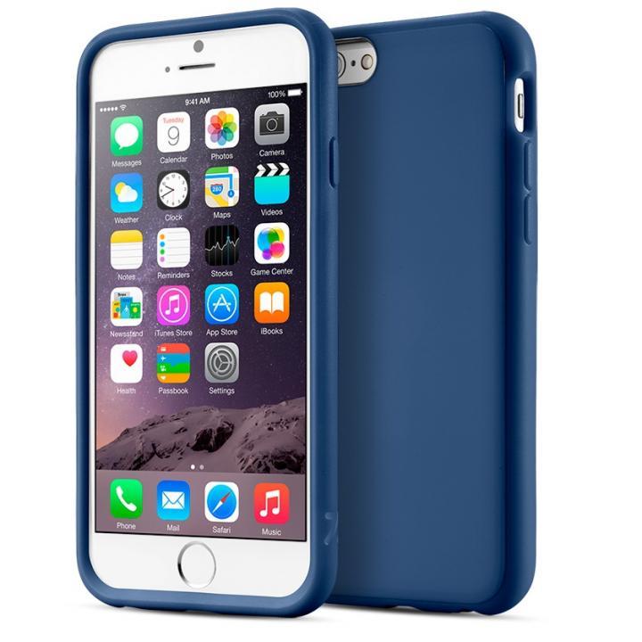 iPhone6 ケース Anker Zolo マグネット耐衝撃ケース ブルー iPhone 6_0