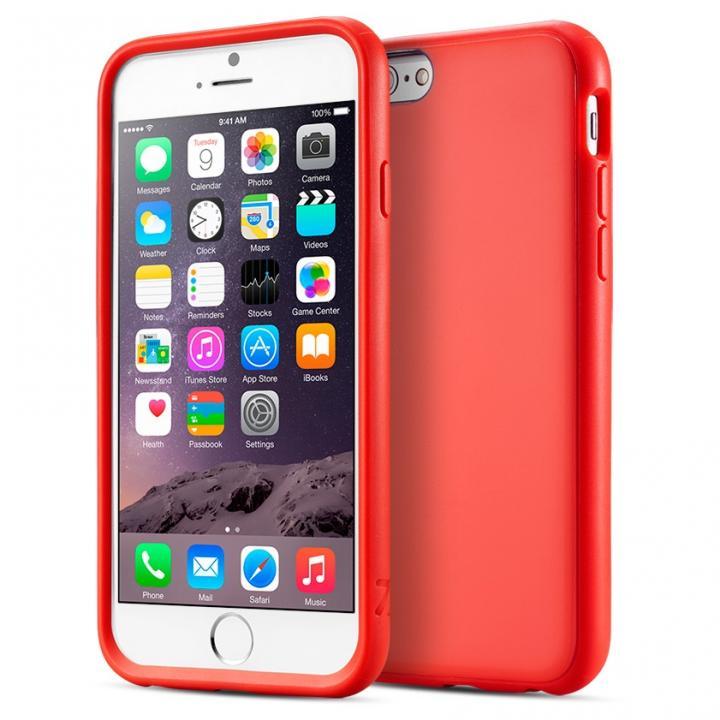 iPhone6 ケース Anker Zolo マグネット耐衝撃ケース レッド iPhone 6_0