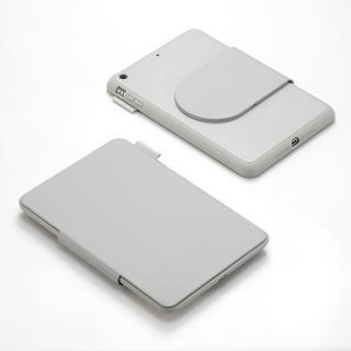 Anker Zolo マグネット手帳型ケース オートスリープ対応 グレイ  iPad mini 2/3