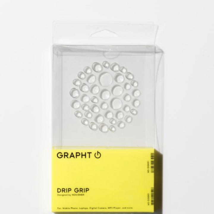 GRAPHT Drip Grip 画面シール_0