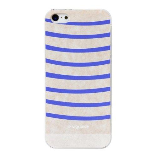 iPhone SE/5s/5 ケース iFragrance 香りを付けられるiPhone SE/5s/5ケース RIPPLE BLUE_0
