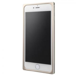 GRAMAS ストレートメタルバンパー ゴールド iPhone 6 Plus