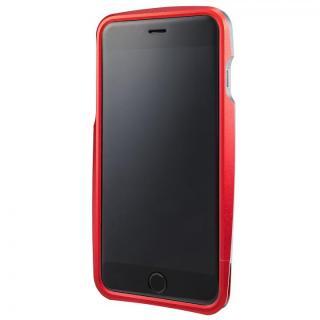 【iPhone6s Plus/6 Plusケース】GRAMAS ラウンドメタルバンパー レッド iPhone 6s Plus/6 Plus_1