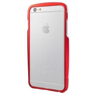 【iPhone6s Plus/6 Plusケース】GRAMAS ラウンドメタルバンパー レッド iPhone 6s Plus/6 Plus_2