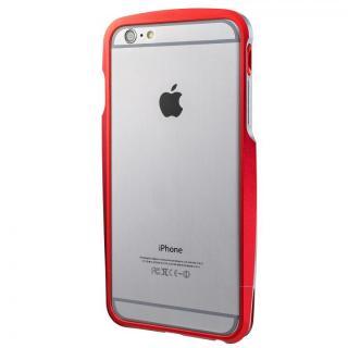 【iPhone6s Plus/6 Plusケース】GRAMAS ラウンドメタルバンパー レッド iPhone 6s Plus/6 Plus_3