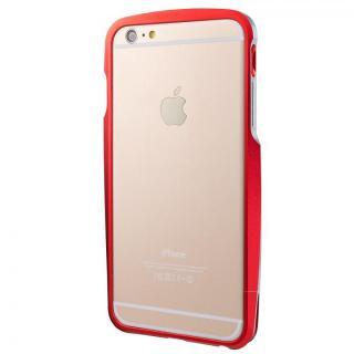【iPhone6s Plus/6 Plusケース】GRAMAS ラウンドメタルバンパー レッド iPhone 6s Plus/6 Plus_4