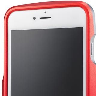 【iPhone6s Plus/6 Plusケース】GRAMAS ラウンドメタルバンパー レッド iPhone 6s Plus/6 Plus_5