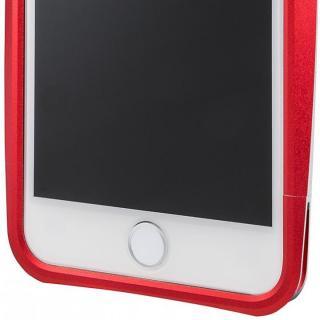 【iPhone6s Plus/6 Plusケース】GRAMAS ラウンドメタルバンパー レッド iPhone 6s Plus/6 Plus_6
