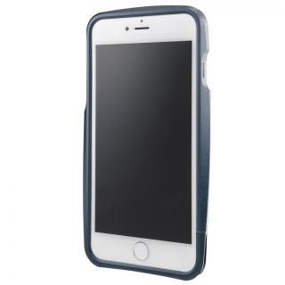 iPhone6s Plus/6 Plus ケース GRAMAS ラウンドメタルバンパー ネイビー iPhone 6s Plus/6 Plus