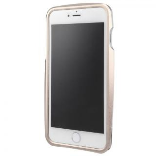 iPhone6s Plus/6 Plus ケース GRAMAS ラウンドメタルバンパー ゴールド iPhone 6s Plus/6 Plus