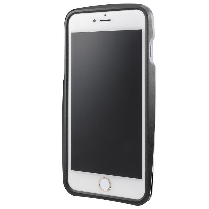 iPhone6s Plus/6 Plus ケース GRAMAS ラウンドメタルバンパー ブラック iPhone 6s Plus/6 Plus_0