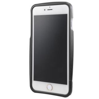 iPhone6s Plus/6 Plus ケース GRAMAS ラウンドメタルバンパー ブラック iPhone 6s Plus/6 Plus