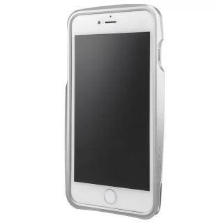 GRAMAS ラウンドメタルバンパー シルバー iPhone 6s Plus/6 Plus
