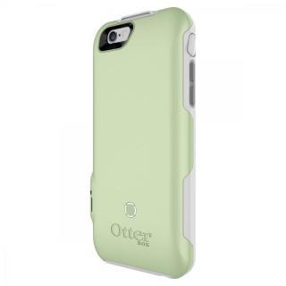 【iPhone6ケース】耐落下衝撃バッテリー内蔵ケース OtterBox Resurgence ミントグリーン/ホワイト iPhone 6_1