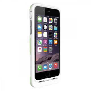 【iPhone6ケース】耐落下衝撃バッテリー内蔵ケース OtterBox Resurgence ミントグリーン/ホワイト iPhone 6_2