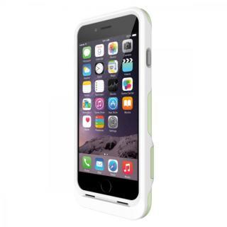 【iPhone6ケース】耐落下衝撃バッテリー内蔵ケース OtterBox Resurgence ミントグリーン/ホワイト iPhone 6_3