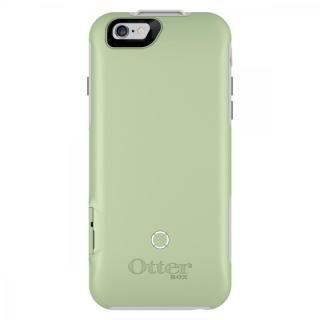 【iPhone6ケース】耐落下衝撃バッテリー内蔵ケース OtterBox Resurgence ミントグリーン/ホワイト iPhone 6_4