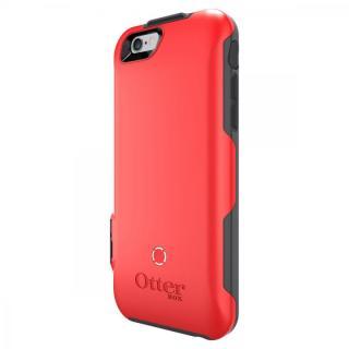 【iPhone6ケース】耐落下衝撃バッテリー内蔵ケース OtterBox Resurgence スレートグレー/スカーレットレッド iPhone 6_1