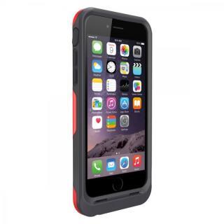 【iPhone6ケース】耐落下衝撃バッテリー内蔵ケース OtterBox Resurgence スレートグレー/スカーレットレッド iPhone 6_2
