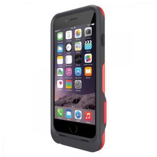 【iPhone6ケース】耐落下衝撃バッテリー内蔵ケース OtterBox Resurgence スレートグレー/スカーレットレッド iPhone 6_3