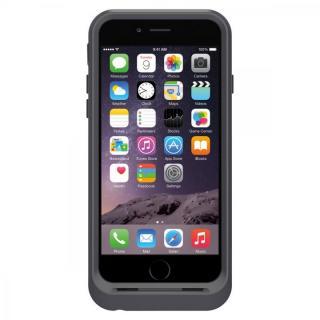 【iPhone6ケース】耐落下衝撃バッテリー内蔵ケース OtterBox Resurgence スレートグレー/スカーレットレッド iPhone 6_5