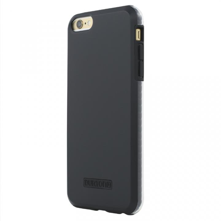 2層構造耐衝撃ケース Burton Dual Layer Black&Black iPhone 6s Plus/6 Plus