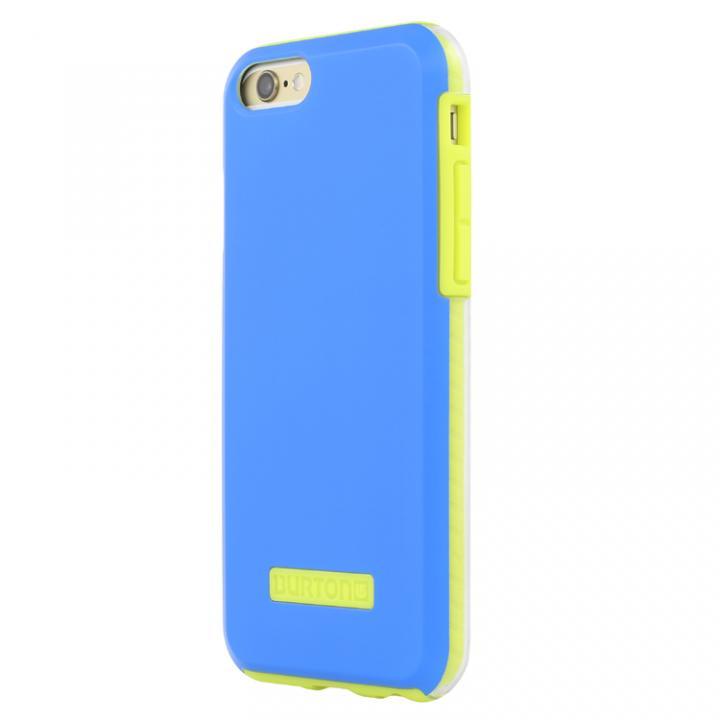 iPhone6s/6 ケース 2層構造耐衝撃ケース Burton Dual Layer Blue&Lime iPhone 6s/6_0