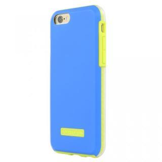 2層構造耐衝撃ケース Burton Dual Layer Blue&Lime iPhone 6s/6