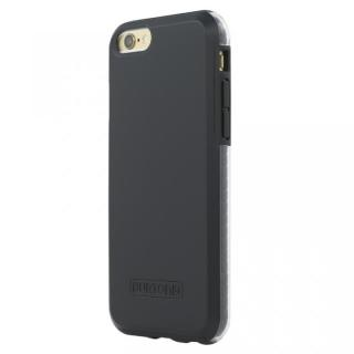 2層構造耐衝撃ケース Burton Dual Layer Black&Black iPhone 6s/6