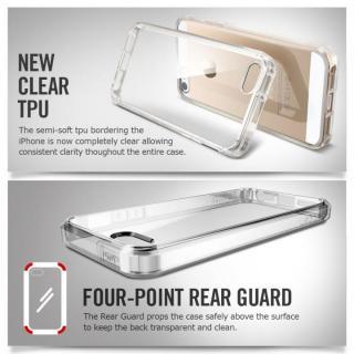 【iPhone SE/5s/5ケース】Spigen ウルトラハイブリッド クリスタルクリアケース iPhone SE/5s/5_2