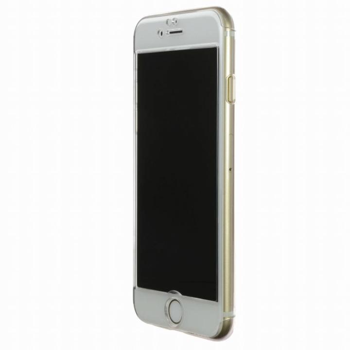 【iPhone6s/6ケース】エアージャケット フルカバー+強化ガラスフィルム セット iPhone 6s/6_0