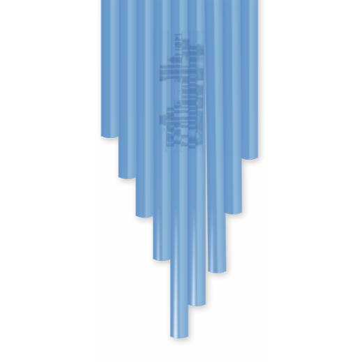 3Doodler PLAフィラメント(クリアブルー)_0