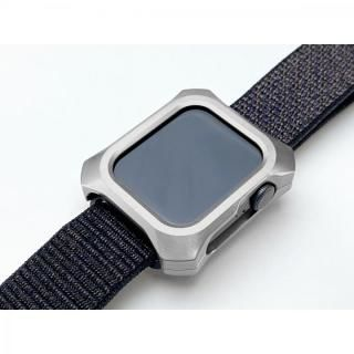 ギルドデザイン Solid bumper ソリッドバンパー for Apple Watch 40mm、Series4.5.6/SE用 シルバー