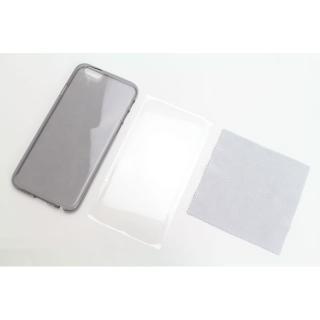 【iPhone6s Plus/6 Plusケース】パワーサポート エアージャケットセット クリアハードケース iPhone 6s Plus/6 Plus_5