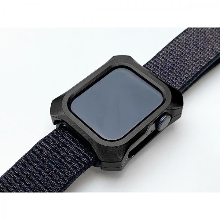 ギルドデザイン Solid bumper ソリッドバンパー for Apple Watch 40mm、Series4.5.6/SE用 ブラック_0