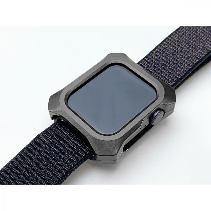 ギルドデザイン Solid bumper ソリッドバンパー for Apple Watch 40mm、Series4.5.6/SE用 グレー_0