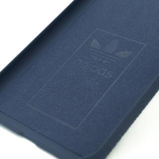 【iPhone6s/6ケース】adidas スエード ハードケース ブルー/ホワイト iPhone 6s/6_3