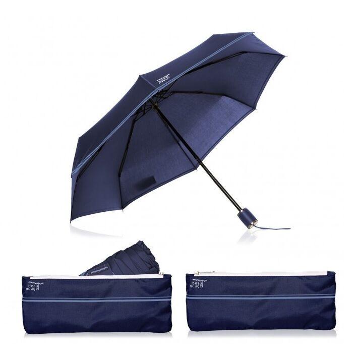 beau-nuage 折りたたみ傘 ミッドナイトブルー_0