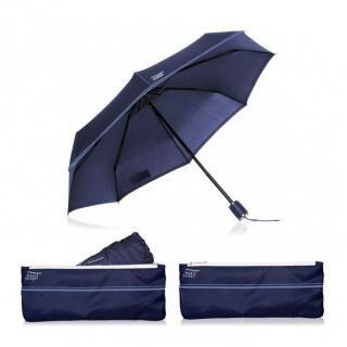 beau-nuage 折りたたみ傘 ミッドナイトブルー