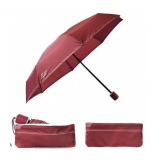 beau-nuage 折りたたみ傘 バーガンディ