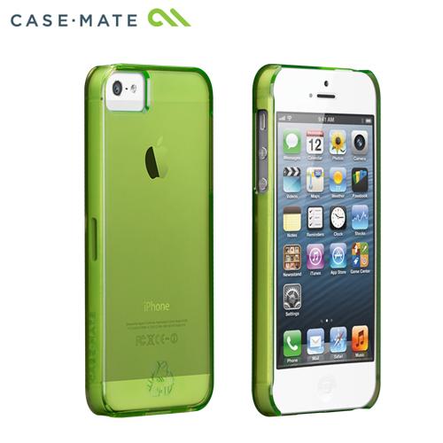 【iPhone SE/5s/5ケース】100% PETリサイクル グリーン iPhone SE/5s/5 ケース_0