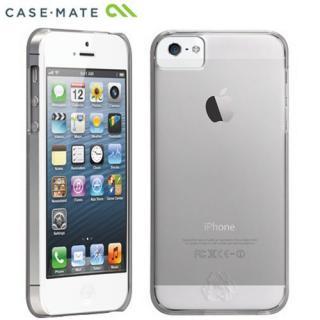 【iPhone5s ケース】100% PETリサイクル クリア iPhone SE/5s/5 ケース