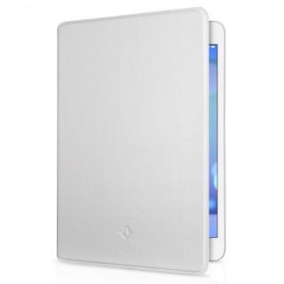 極薄レザーフリップケース モダンホワイト  iPad mini/2/3ケース