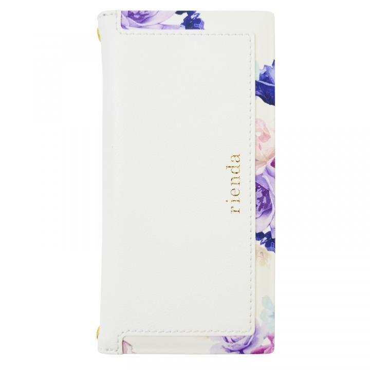 rienda スクエア ローズブライト ホワイト iPhone X
