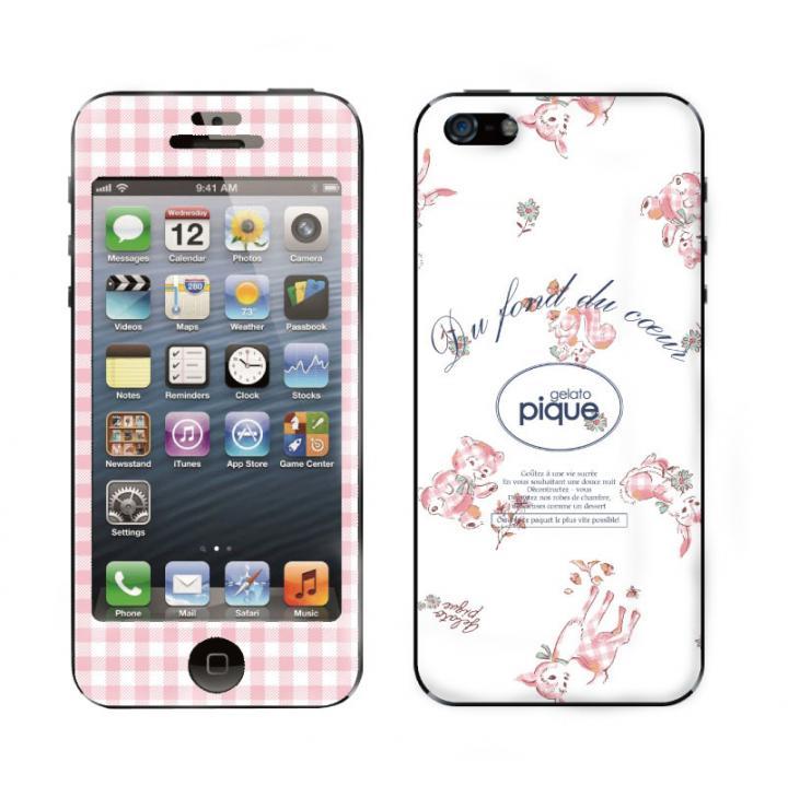 iPhone SE/5s/5 ケース 【iPhone 5】 GELATO PIQUE Animal STARS_0