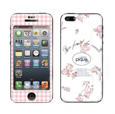 【iPhone 5】 GELATO PIQUE Animal STARS