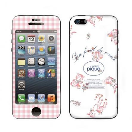 【iPhone 5】 GELATO PIQUE Animal STARS