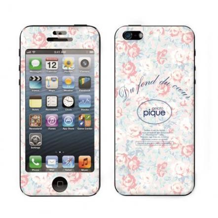 【iPhone 5】 GELATO PIQUE ROSE