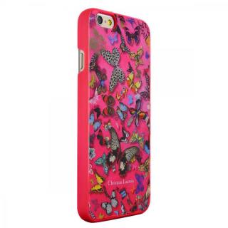 【iPhone6ケース】Christian Lacroix Butterfly ピンク コレクションケース iPhone 6_2